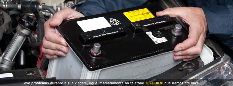 Serviços de manutenção - Bateria Automotiva - Vila Formosa